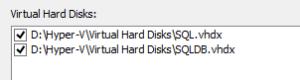 HyperVReplicaDisks