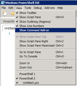 PowerShell Command Add-On | rnelson0