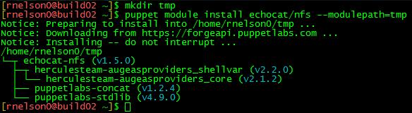 Puppet module dependencies fig 1